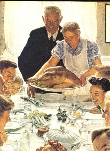 Thanksgiving-norman_rockwell
